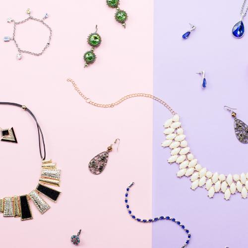 Accesorios para la moda y bijouterie